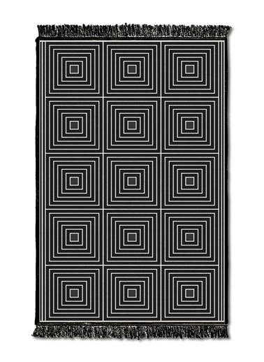 The Mia Kilim 150 x 100 Cm - Çift Taraflı Renkli